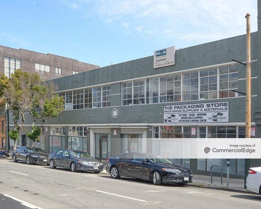 1245-1263 Howard Street