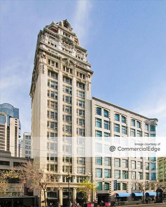 Humboldt Bank Building