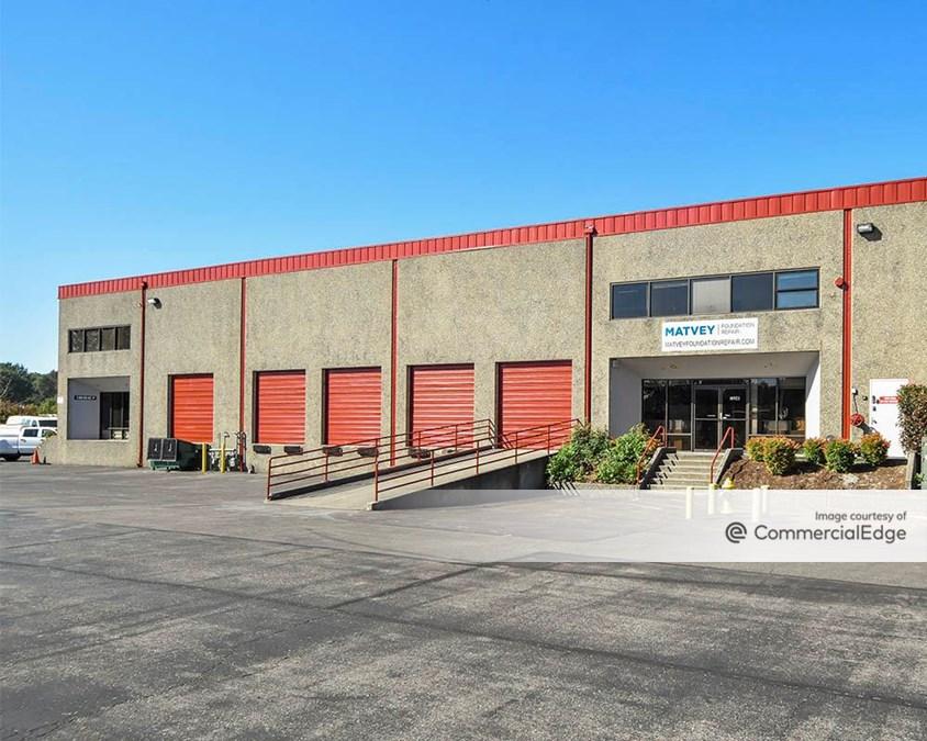 16th Avenue Industrial Building