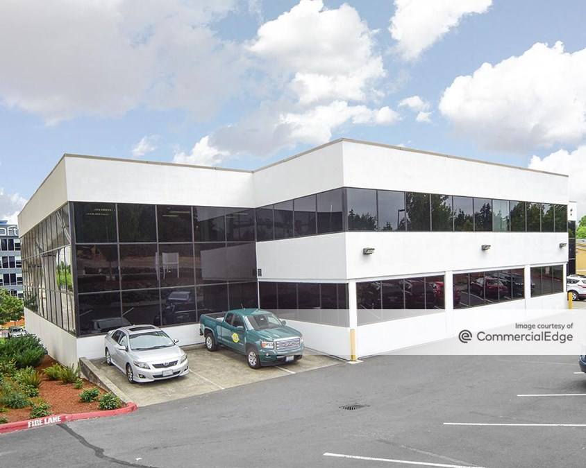 Seatac Commercial Building