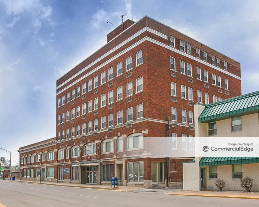 Elkhart Truth Building