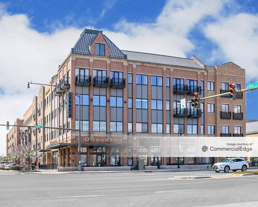 Eddy Street Commons at Notre Dame