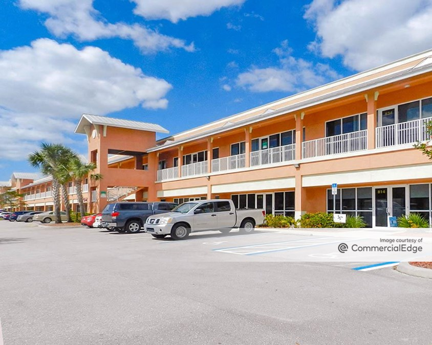 Tollgate Commercial Center - Building 8