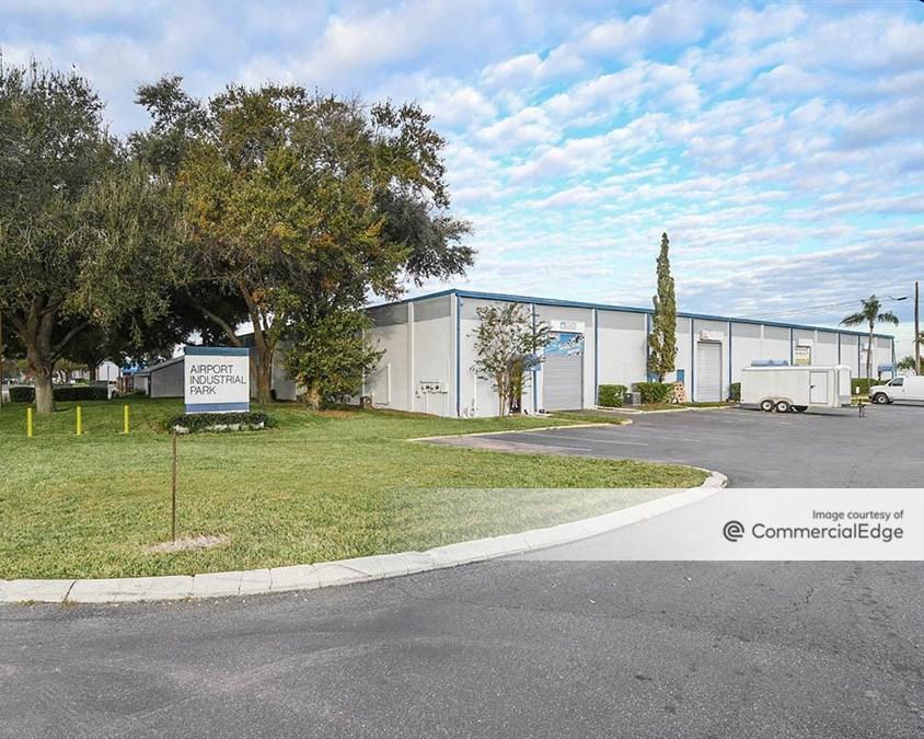 Airport Industrial Park - Building 12