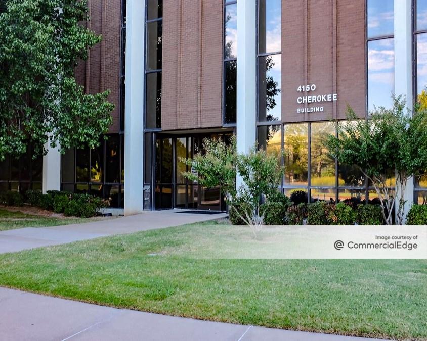 Techridge Office Park - Cherokee Building