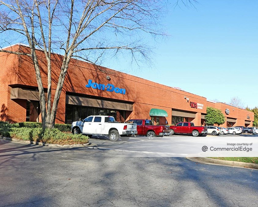 5805, 2525, 2535 & 5855 Peachtree Corners East & 5933 Peachtree Industrial Blvd