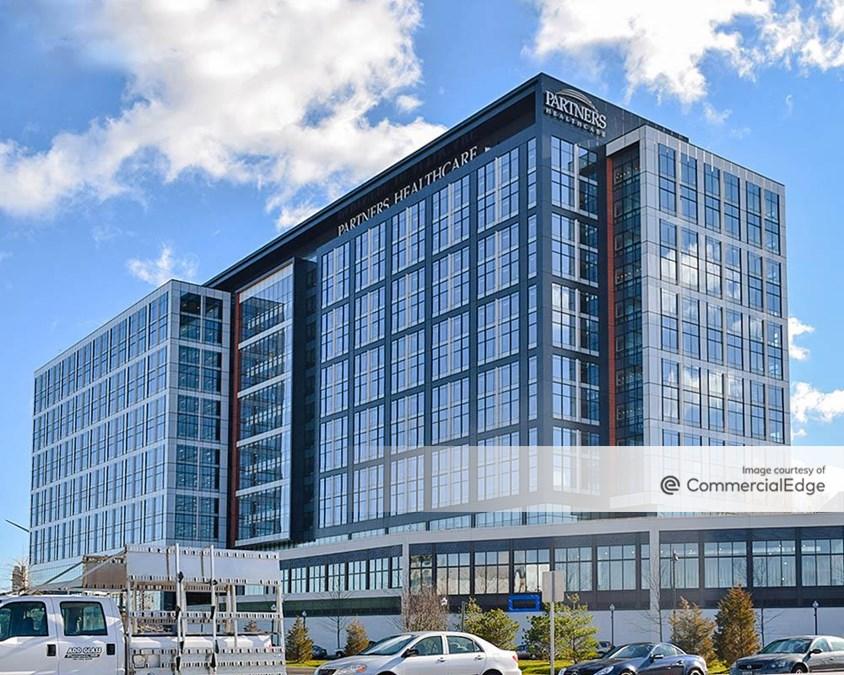 Partners HealthCare Headquarters