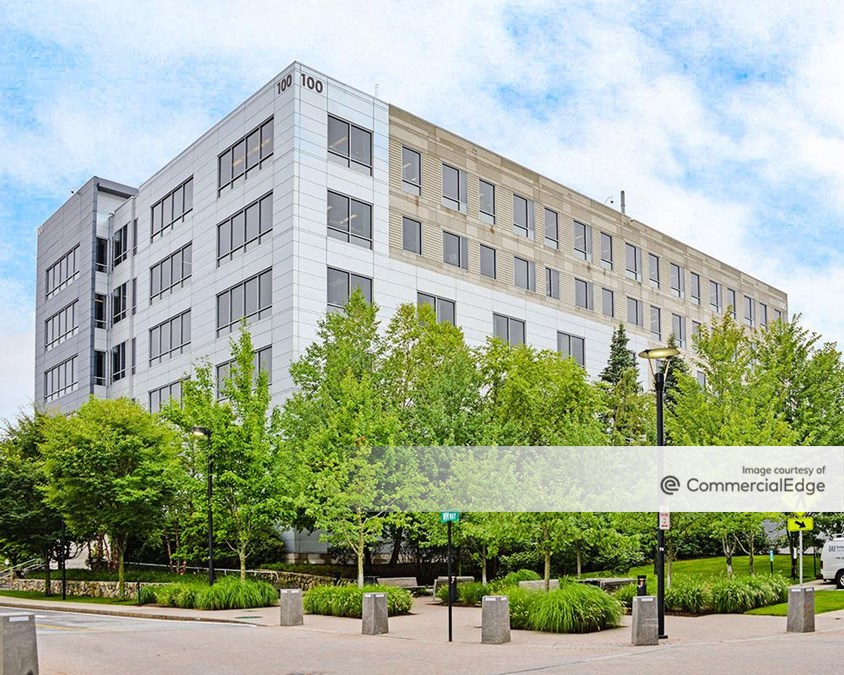 Cambridge Discovery Park - Buildings 400 & 500