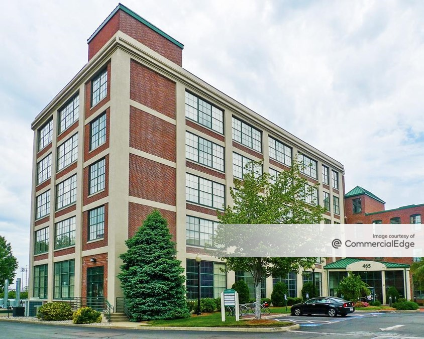 Schrafft's City Center - 465 Medford Street