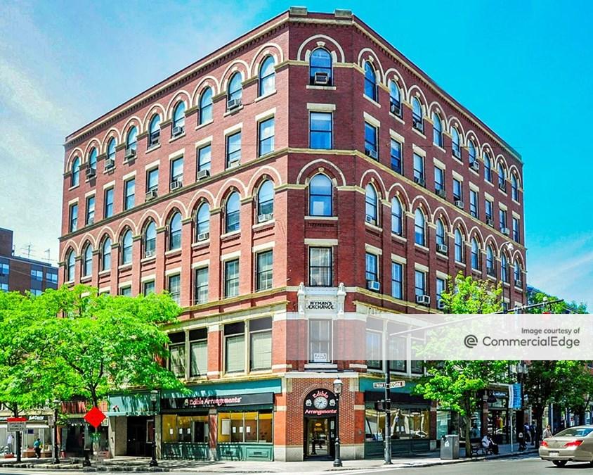 Wyman's Exchange Building