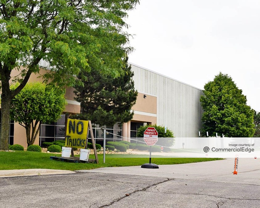 Waterfall Glen Business Center Building 1