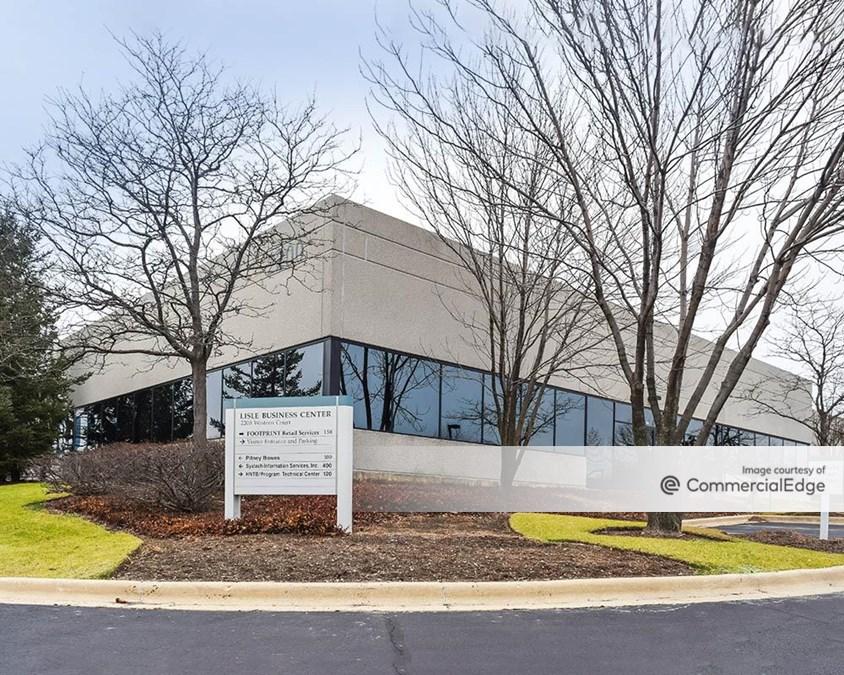 Lisle Business Center - 2200 Western Court