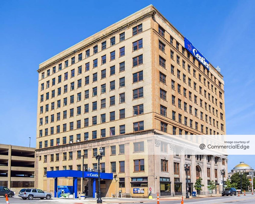 Centier Bank Building