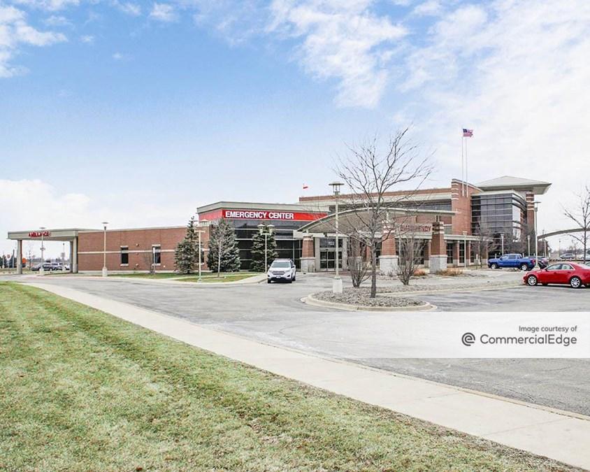 Rush Copley Healthcare Center - 1100 West Veterans Pkwy