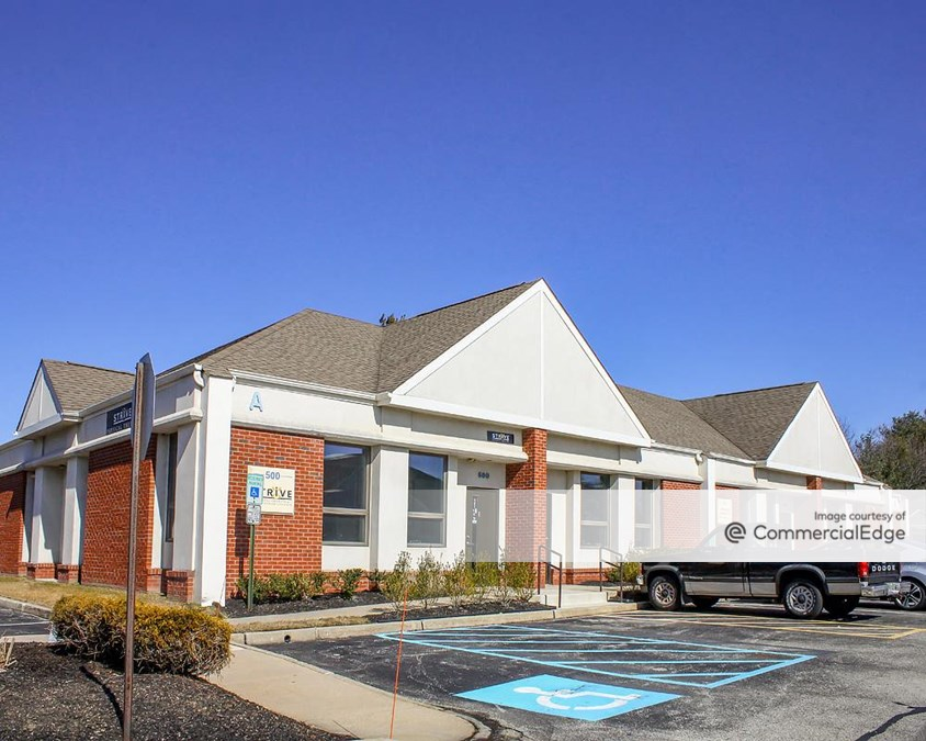 Offices at South Crossing - Buildings A & B