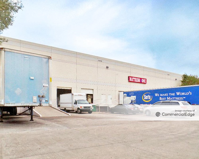 NW Distribution Center - 10810 West Little York Road