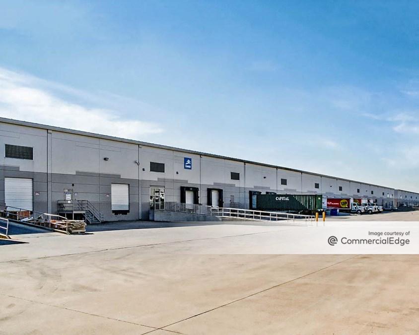 Portwall Distribution Center - 250 Portwall Street