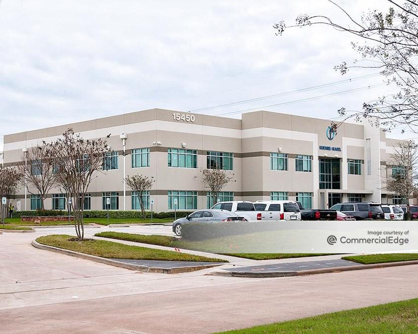 World Houston International Business Center - Building 23