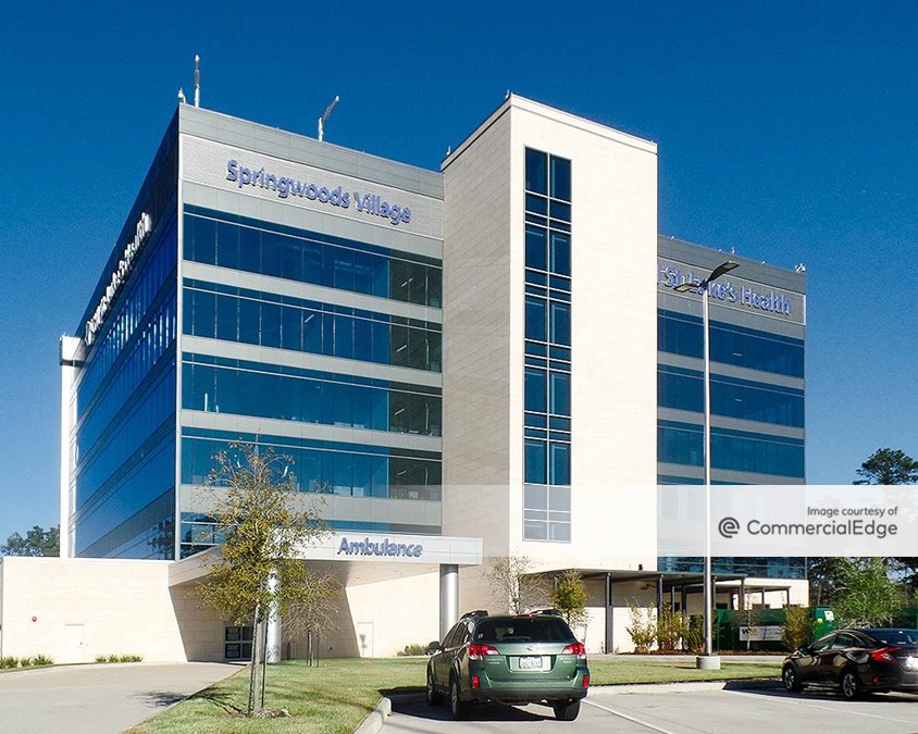 CHI - Springwoods Medical Condominium