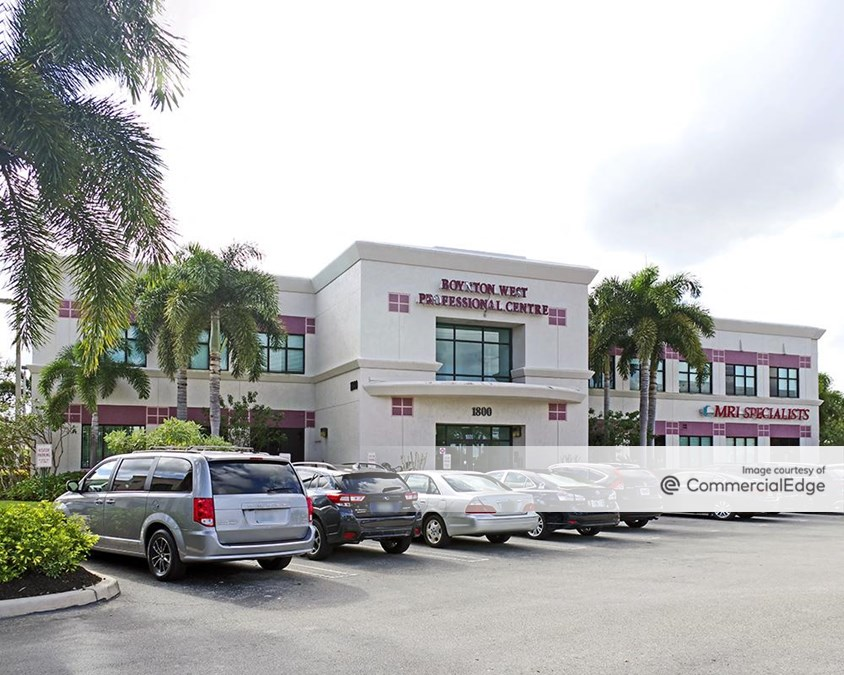 Woolbright Medical Plaza